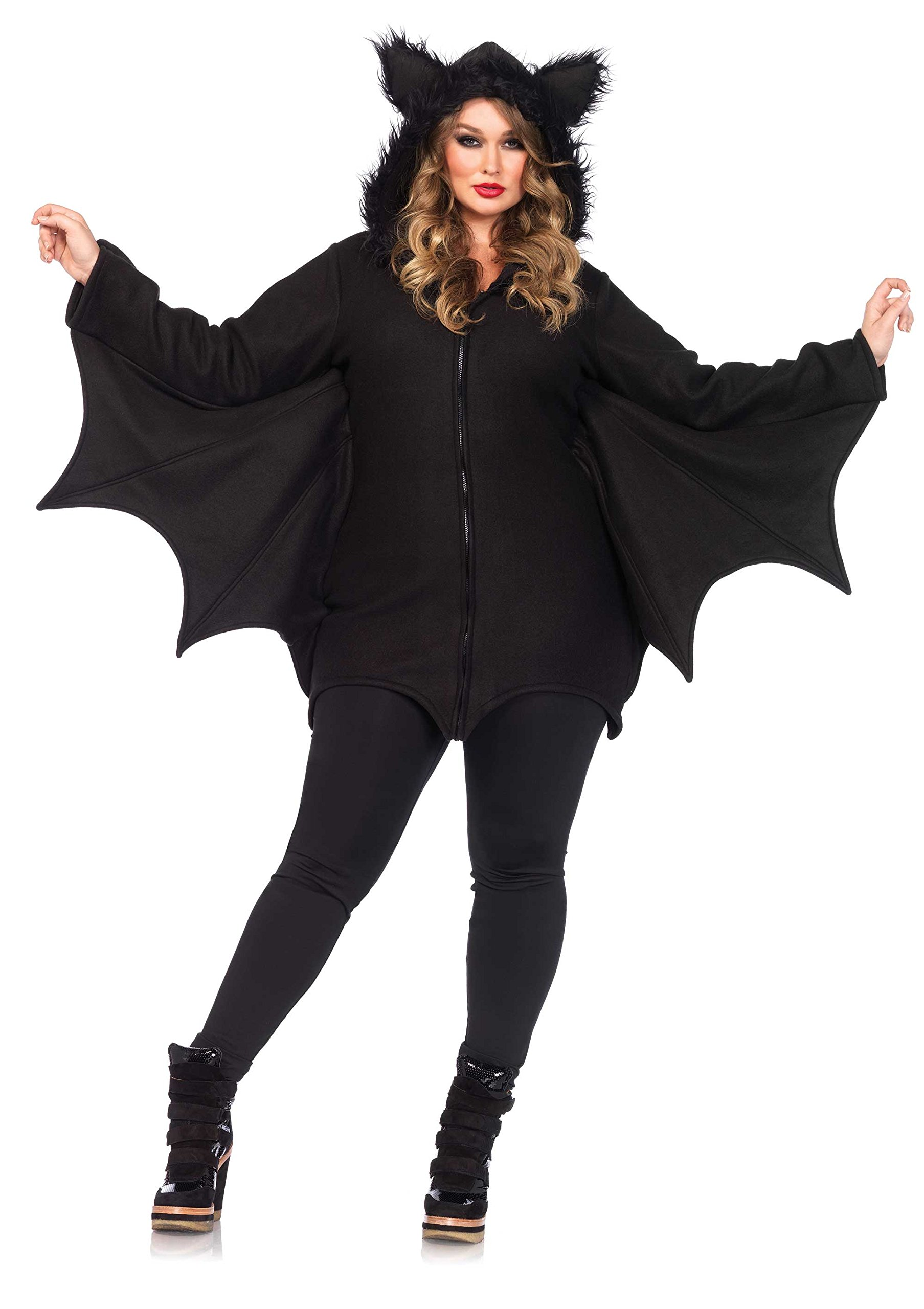 0a8e025cccb Leg Avenue Women s Cozy Bat Costume - Harold Wilkinson s Place
