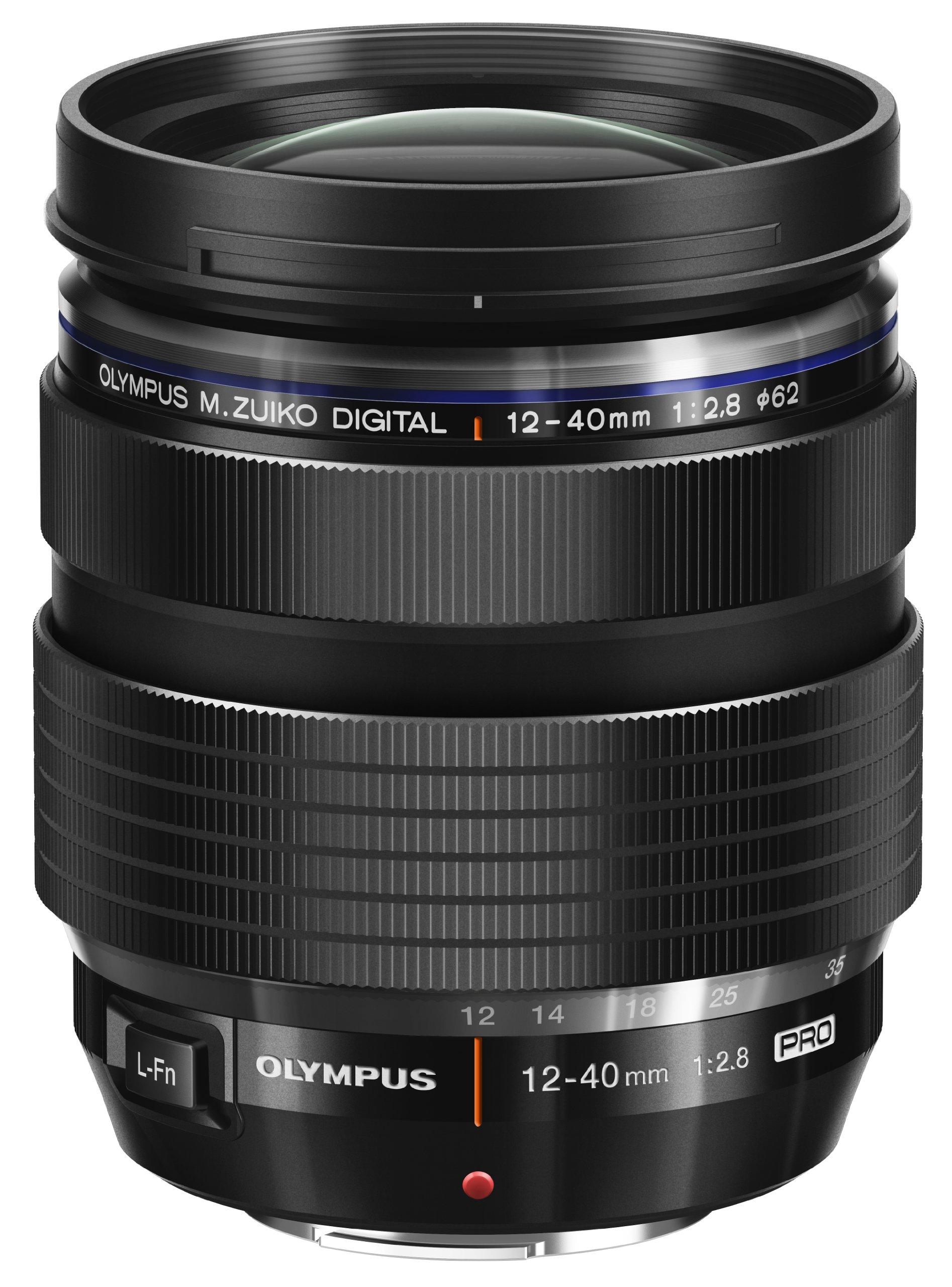 Olympus M.ZUIKO DIGITAL ED 12-40mm F2.8 PRO Interchangeable Lens by Olympus