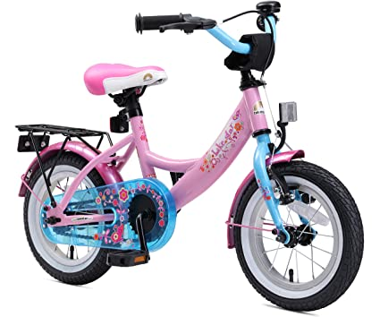 fa6d162898f34 BIKESTAR Original Premium Safety Sport Kids Bike Bicycle with sidestand and  Accessories for Age 3 Year Old Children
