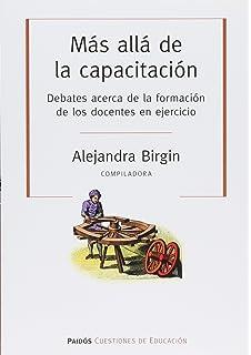 MAS ALLA DE LA CAPACITACION (Spanish Edition)