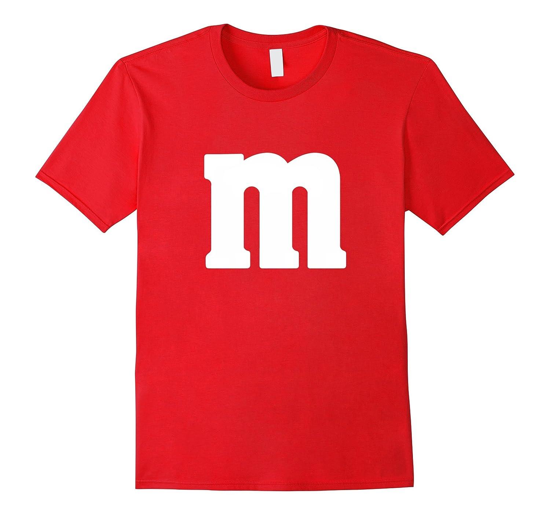 M Candy Halloween Costume Shirt-CL