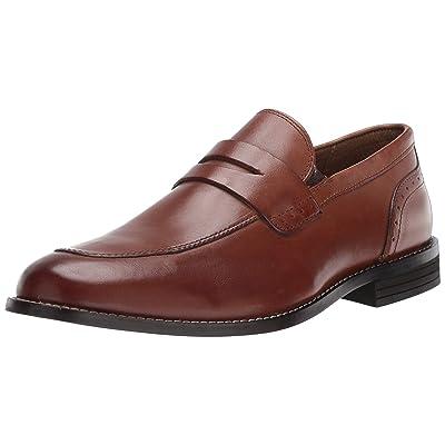 Nunn Bush Men STRATA Loafer, Cognac, 11   Loafers & Slip-Ons