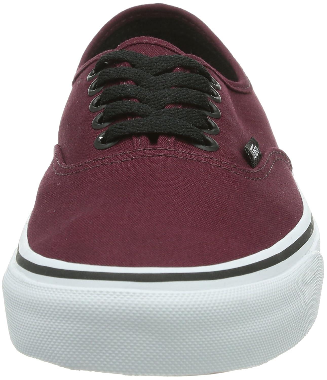Vans Herren Authentic Core Classic Sneakers B01M1NHYA9 42 M EU|Port Royale/Black