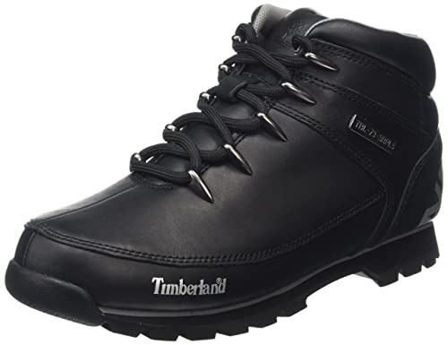 Timberland Eurosprint, Men's Ankle Boots, Black (Black), 7.5 UK (41
