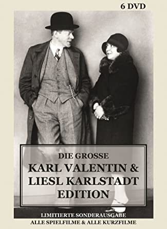 Karl Valentin Liesl Karlstadt Amazoncouk Dvd Blu Ray