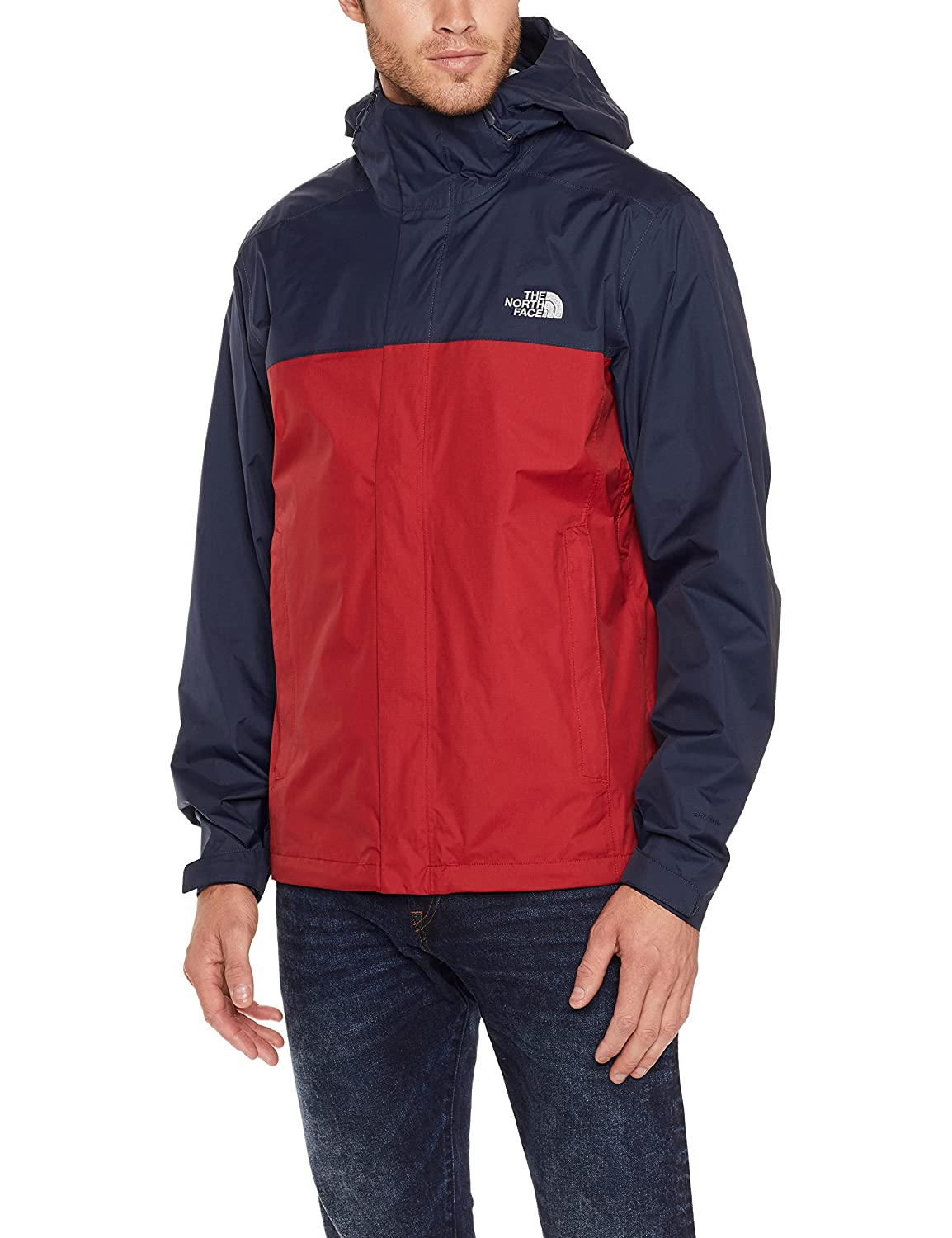 The North Face OUTERWEAR メンズ B01HQSBWGY X-Large|Cardinal Red/Urban Navy Cardinal Red/Urban Navy X-Large