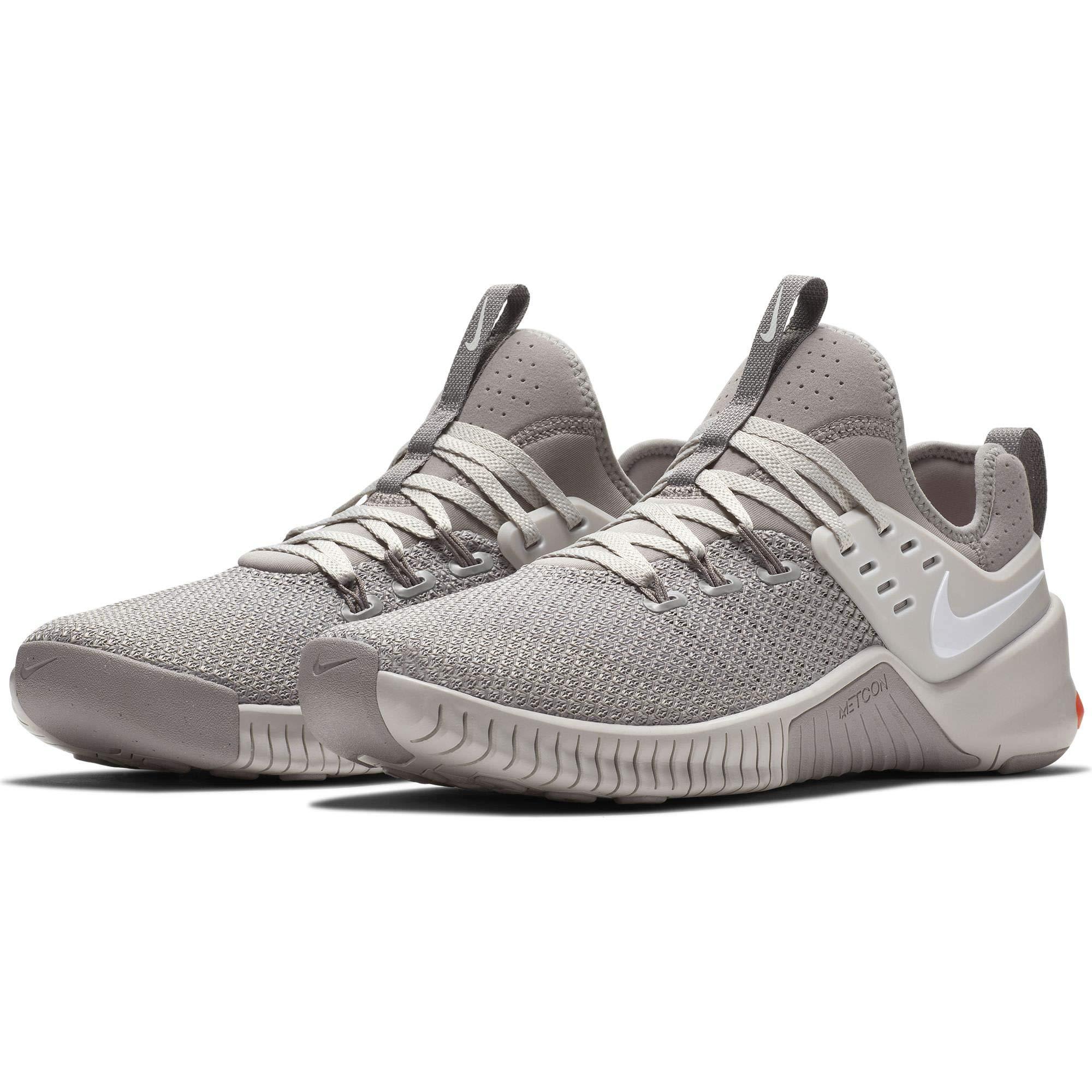 0c0ae03ff4ec Galleon - NIKE Men s Metcon Free Training Shoe Atmosphere Grey White-VAST  Grey 8.5