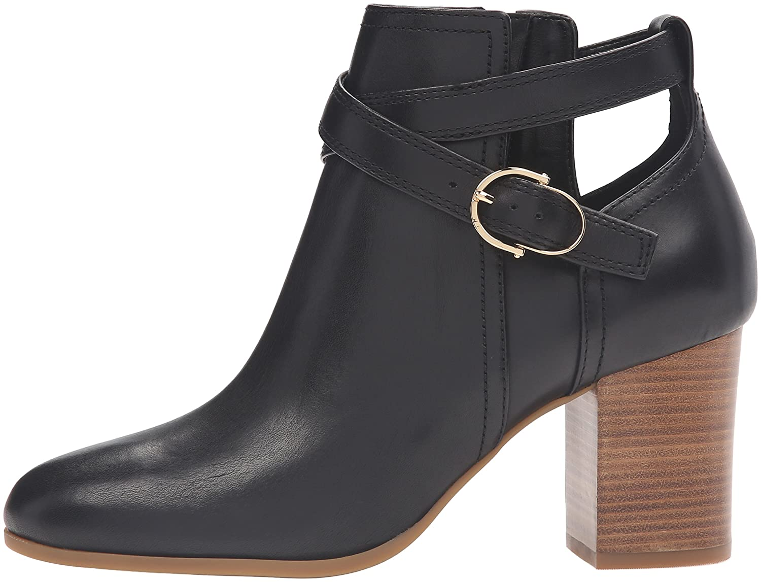 Cole Haan Women's Bonnell Ankle Bootie B01FX4PC2I 8.5 B(M) US|Black Leather