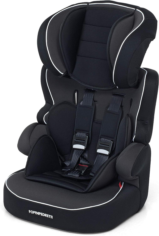 Foppapedretti Babyroad Seggiolino Auto, Gruppo 1/2/3 (9-36kg), per Bambini da 9 mesi fino a 12 Anni