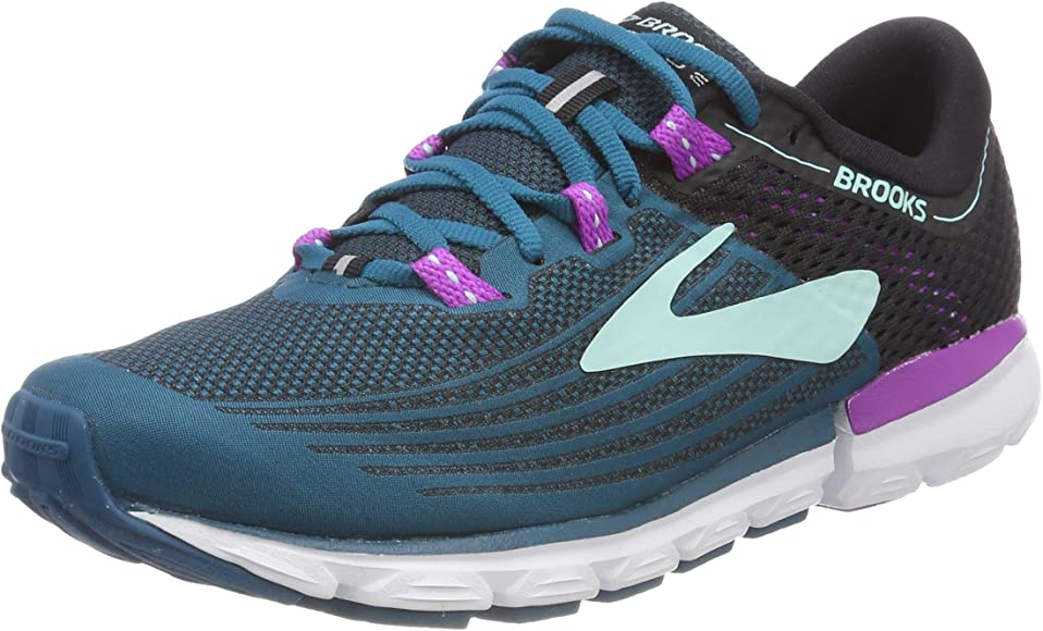Brooks Neuro 3, Zapatillas de Running para Mujer, Multicolor ...