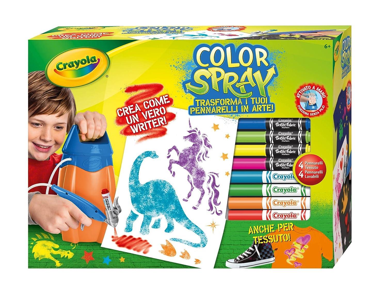 Crayola  Juego de aerografía