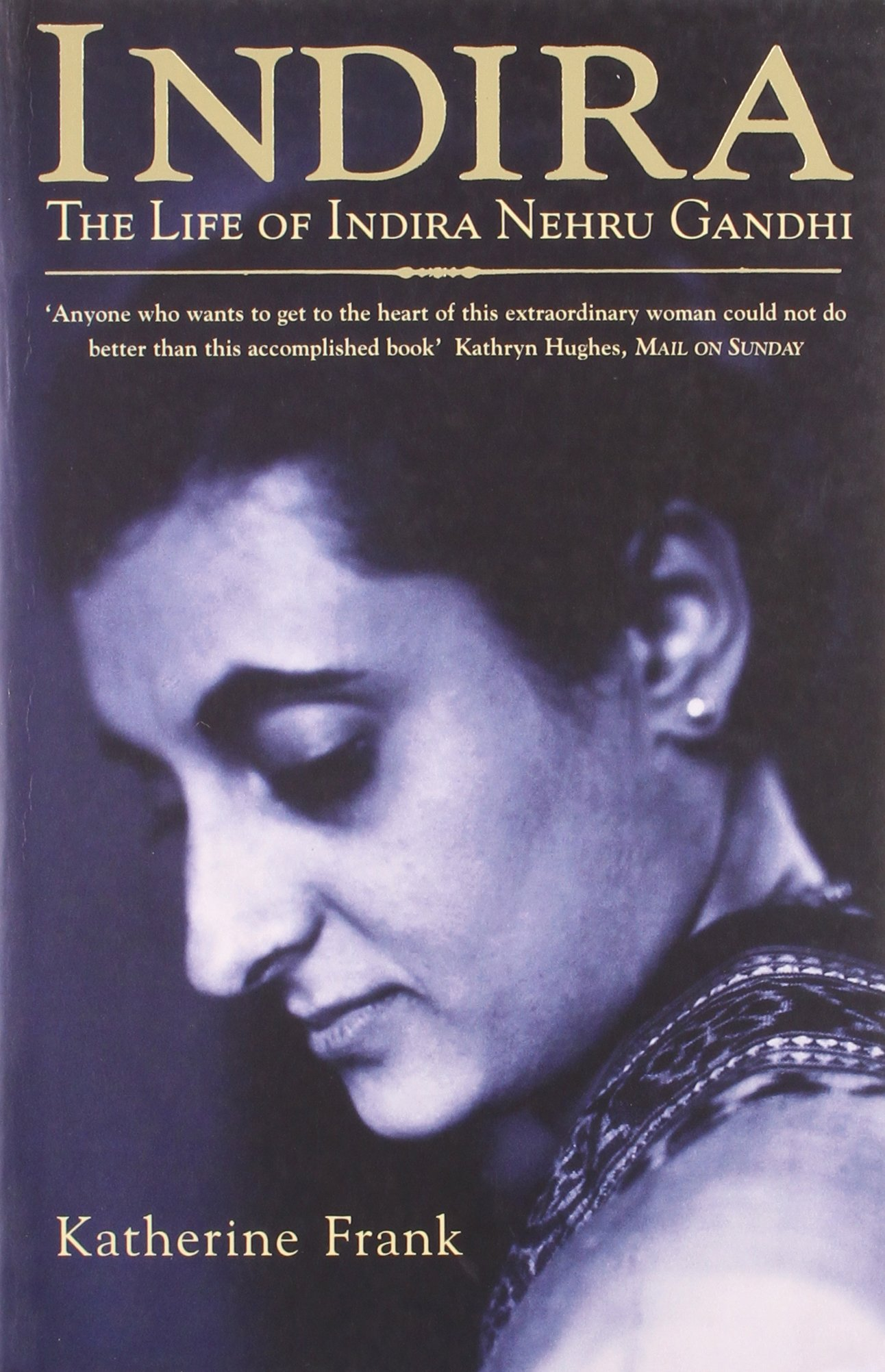 autobiography of indira gandhi