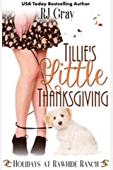 Tillie's Little Thanksgiving Kindle Edition