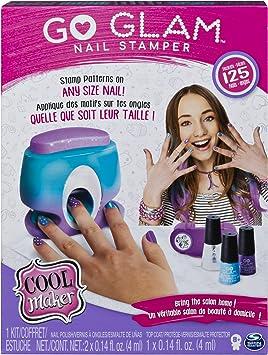 Amazon.com: Cool Maker Go Glam - Sello para uñas, con bolsa ...