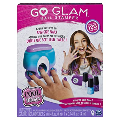 Nail Stamper from Go Glam