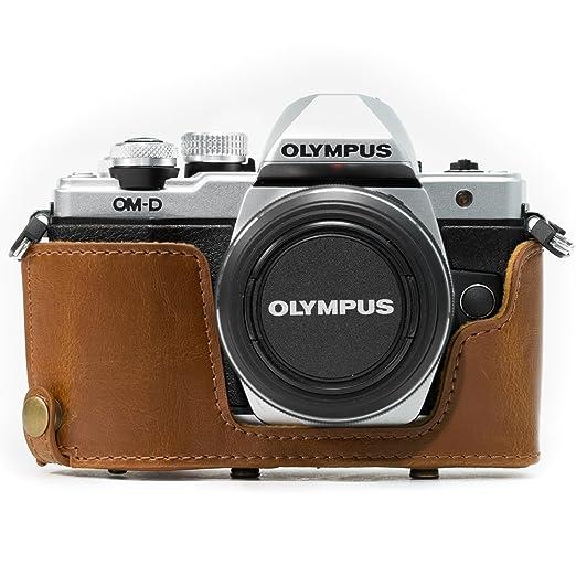 MegaGear MG995 Olympus OM-D E-M10 Mark II, E-M10 (14-42mm) Estuche ...