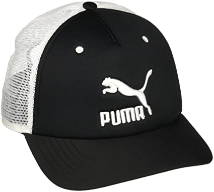 Puma Archive Trucker Cap Puma Black ADULT  Amazon.co.uk  Clothing dbde6040ff1