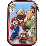 Official Essential Mario Pack - Set de accesorios oficial para Nintendo New 3DS XL / 3DS X, con funda para la 3DS y juegos, 4 diseños a elegir