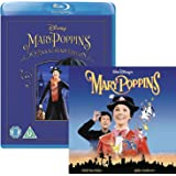 amazoncom mary poppins vhs julie andrews dick van
