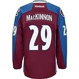 f7748d3bf70 Nathan MacKinnon Colorado Avalanche Reebok Premier Jersey (Maroon) XL
