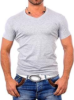 895f54caec37 Kickdown Herren Kurzarm 2in1 Polo T-Shirt Kontrast Hemd Poloshirt ...