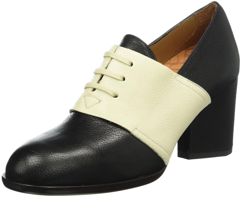 Chie Mihara Humo, Chaussures Chaussures Derby Leche) Femme Noir (Jansen B00IG84JZ0 Black-jansen Leche) 40f1733 - piero.space
