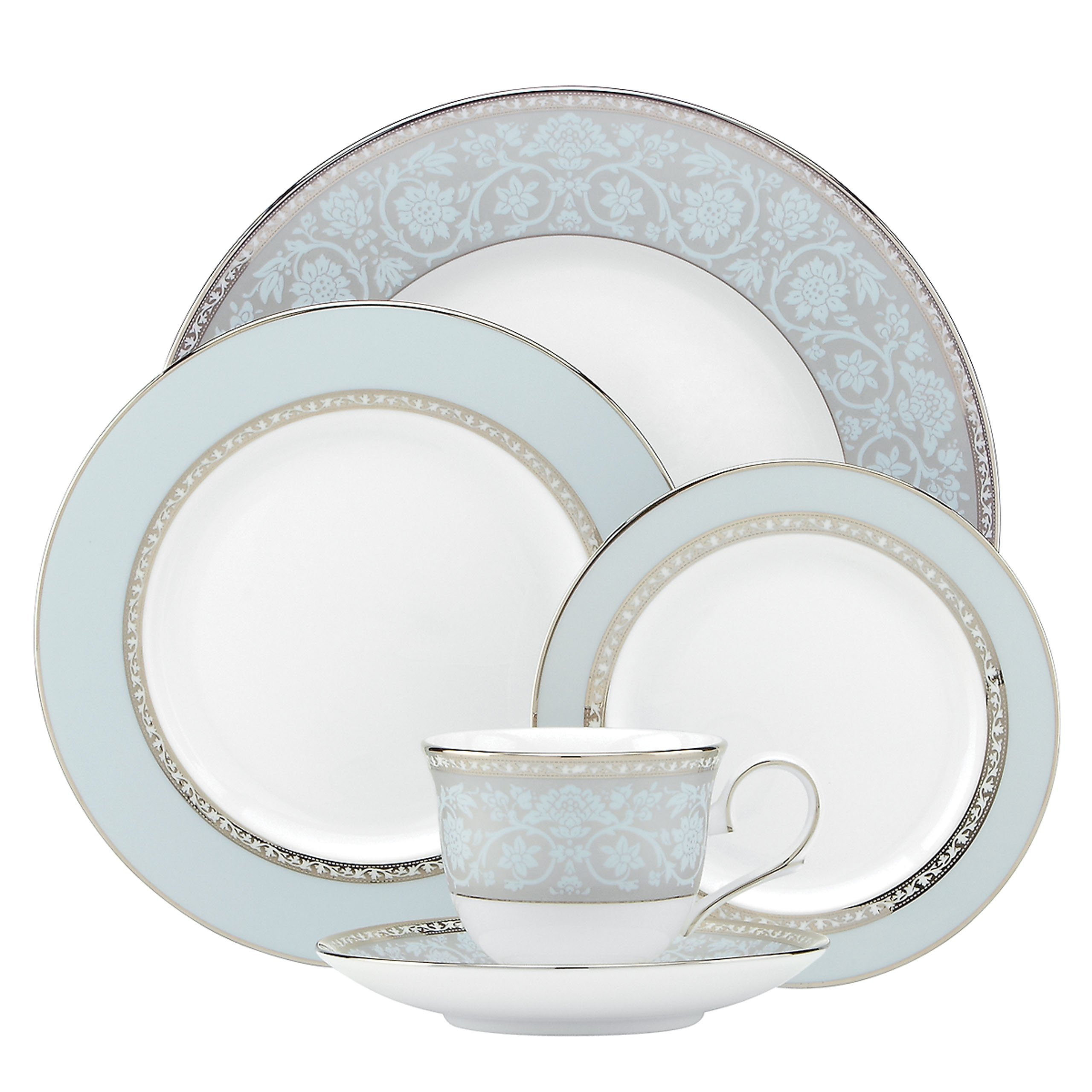 Lenox Westmore 5 Piece Place Setting 8