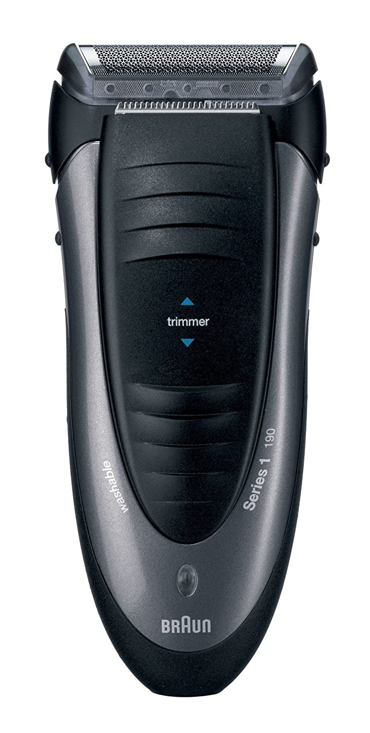 Braun Series 1 190 Electric Rechargeable Male Foil Shaver 190-1