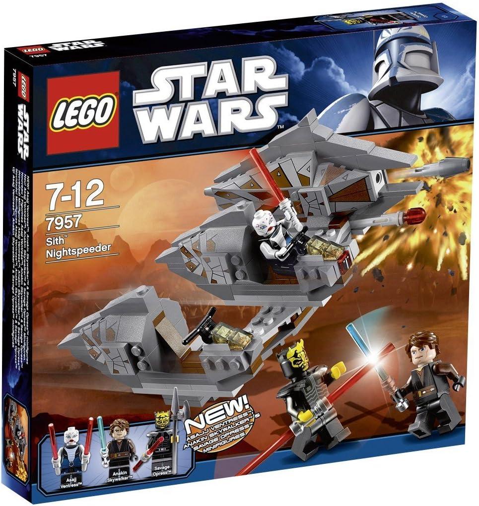 LEGO Star Wars 7957 - Geonosis Battle Pack: Amazon.es: Juguetes y ...