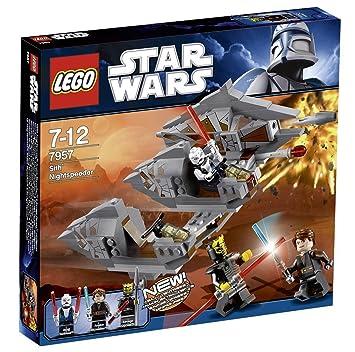 LEGO Star Wars 7957: Sith Nightspeeder: Amazon.co.uk: Toys & Games