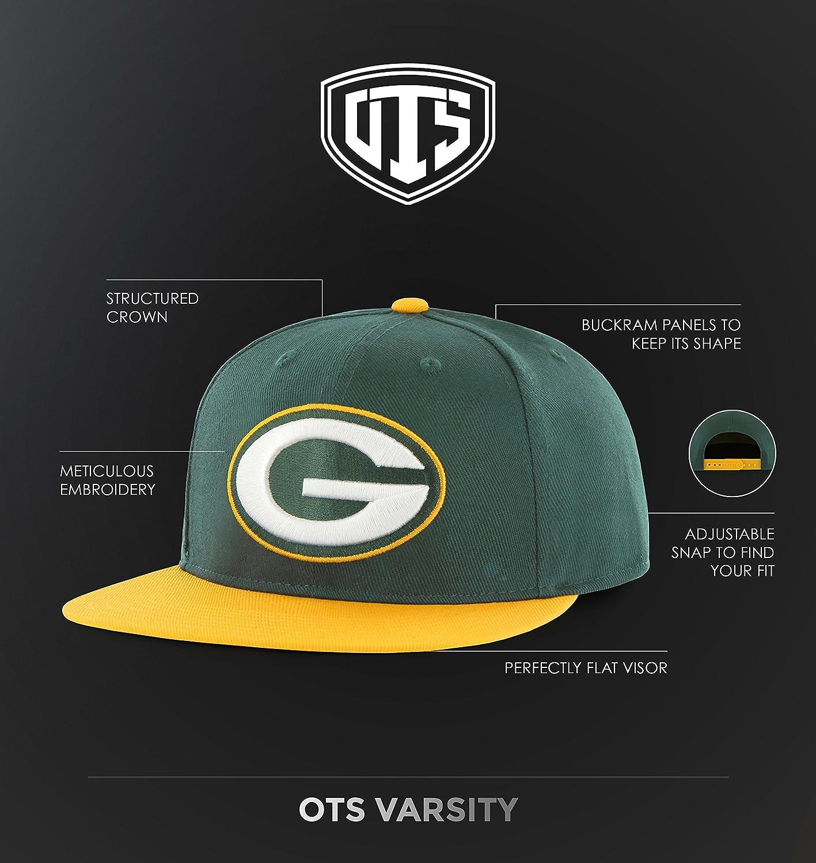 032e96ce086 Amazon.com   NBA Boston Celtics Gallant OTS Varsity Snapback Adjustable Hat