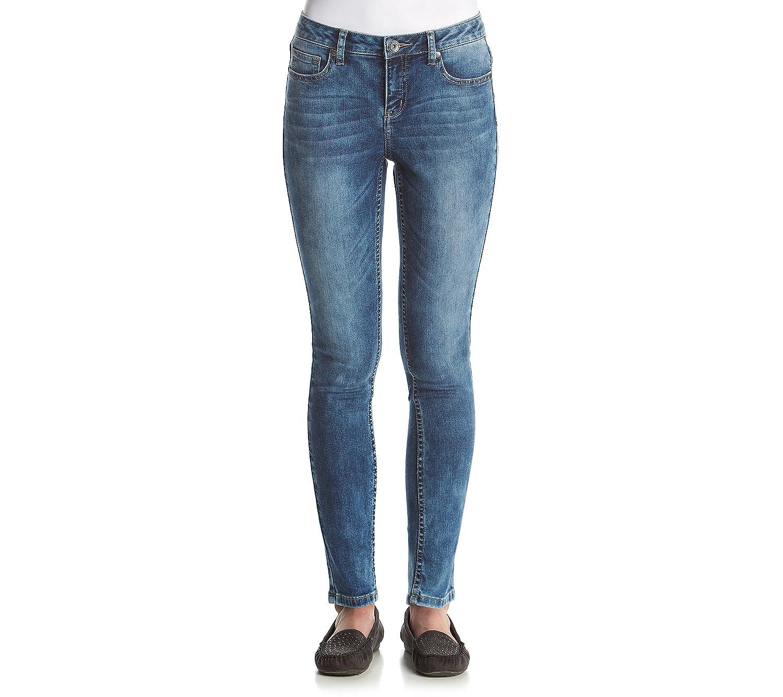 Ruff Hewn Petites' True Skinny Jeans