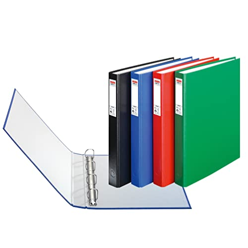 A4 Project 4 Ring Binder Ringbinder Folder + 10 Free Clear
