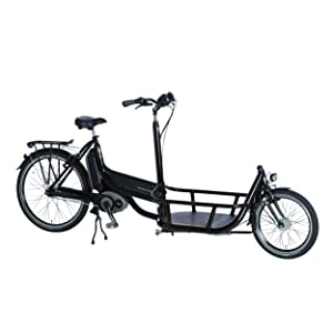 PFIFF Adult Carrier Electric Cargo Bike (20