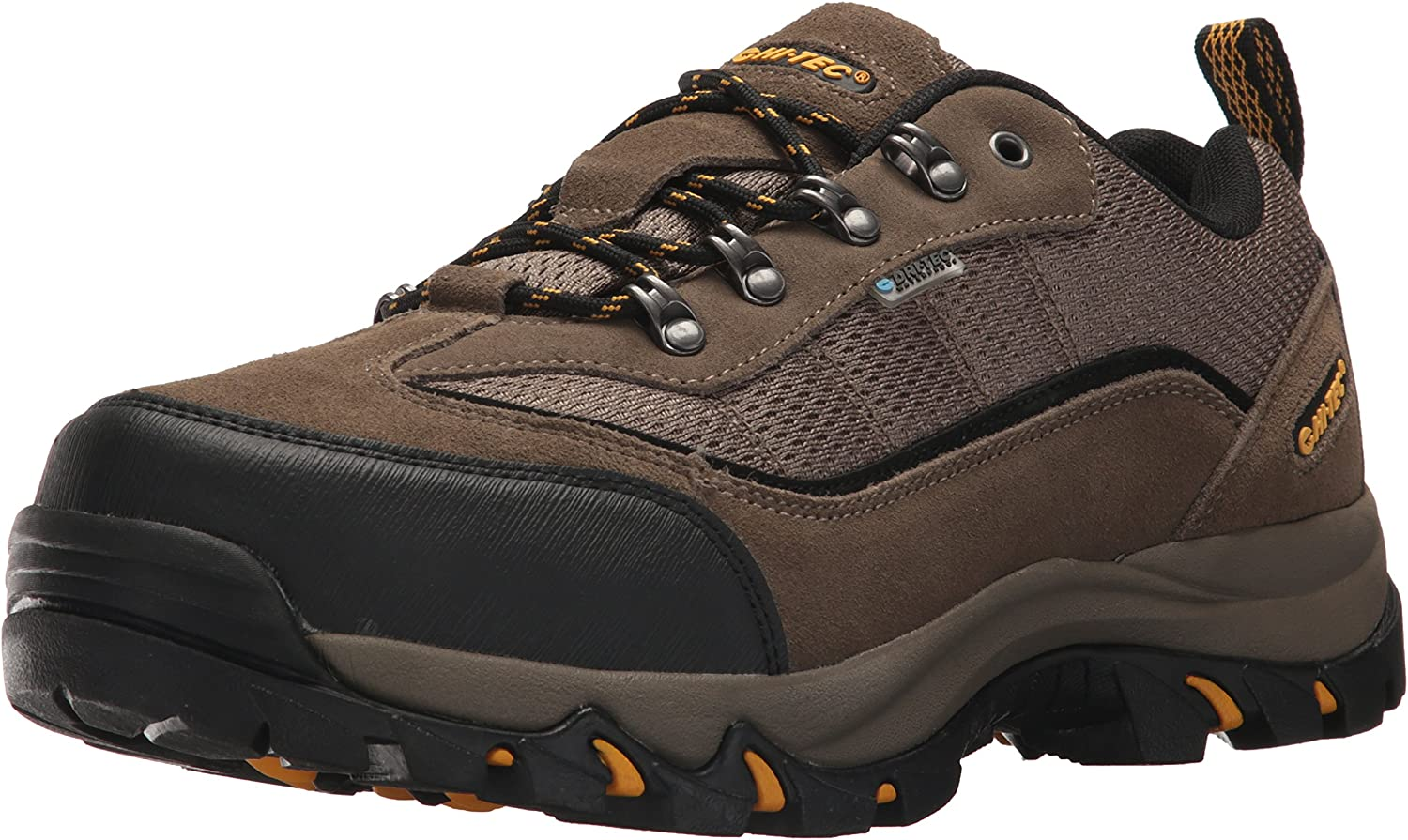 HI-TEC Men's Skamania Low Waterproof Hiking Shoe