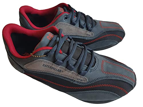 b33a4887a8bca Caterpillar Junior's TILT Trainers, Oxford Midnight, 7 UK: Amazon.co.uk:  Shoes & Bags