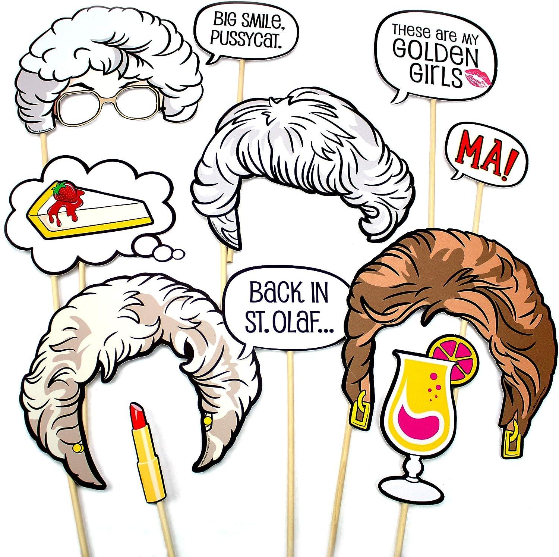 Golden Girls Mens Stay Golden Short Sleeve Graphic Tee