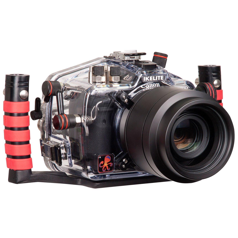 Ikelite 6871.07 200FL Underwater TTL Housing for Canon EOS 7D DSLR Camera