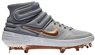2cfcbf2ec3e Nike Men s Alpha Huarache Elite 2 Mid Baseball Cleats (8.5