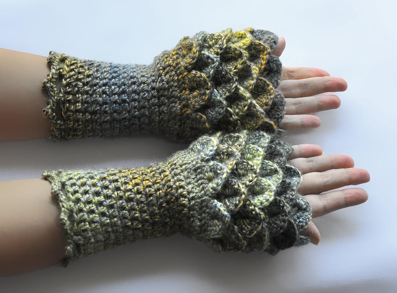 Dragon Scale Gloves Amazon Handmade