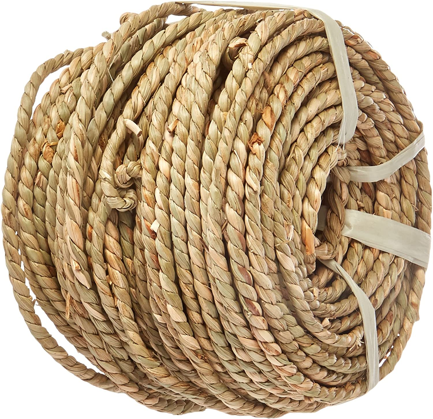 Commonwealth Basket Basketry Sea Grass 3 4 1 2mmx5mm 1 Pound Coil Approximately 210 Feet