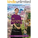 An Unexpected Amish Courtship (Surprised by Love Book 2)