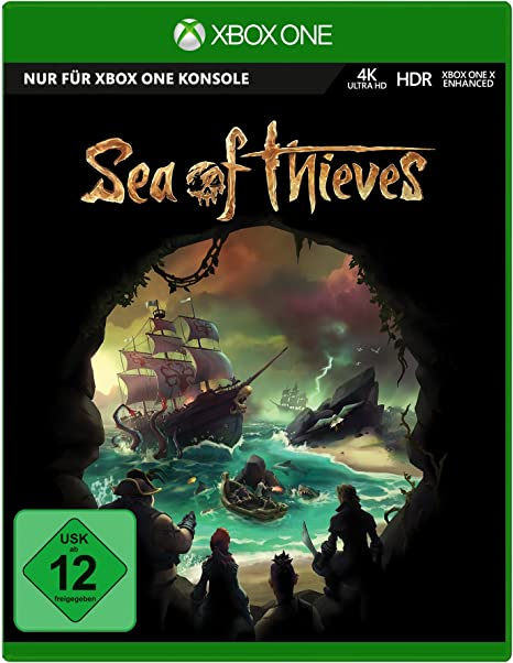 Microsoft Buy Sea of Thieves, xbox One vídeo - Juego (xbox One ...
