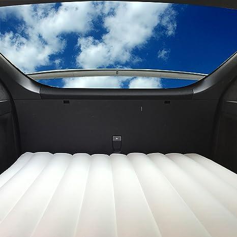 Topfit colchón inflable del coche, cama de aire que viaja que ...