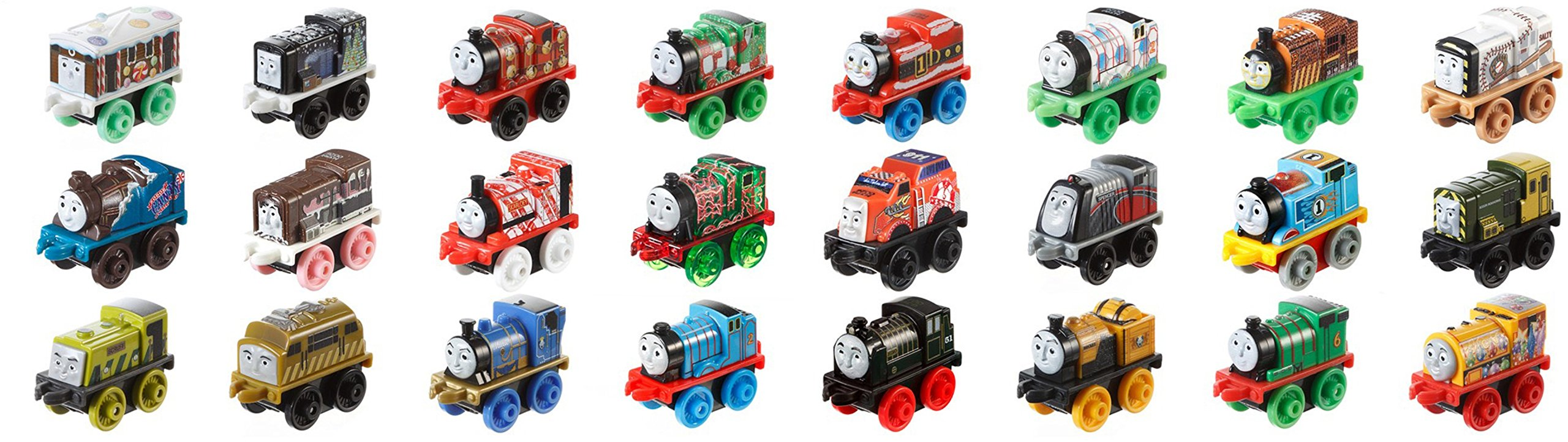 Thomas & Friends Fisher-Price MINIS, Advent Calendar by Thomas & Friends (Image #2)
