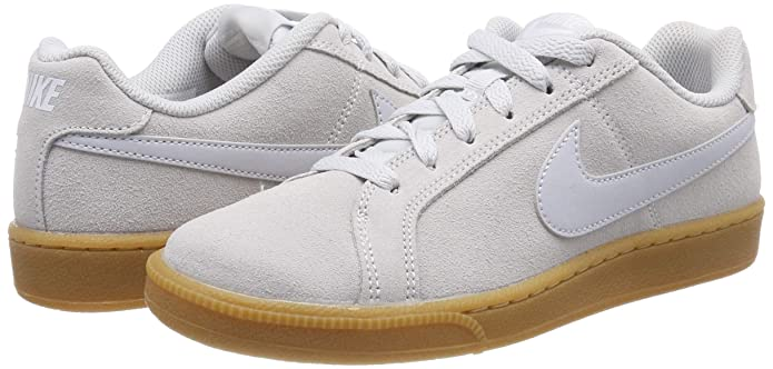Zapatillas Nike Court Royale Suede Pure Platinum