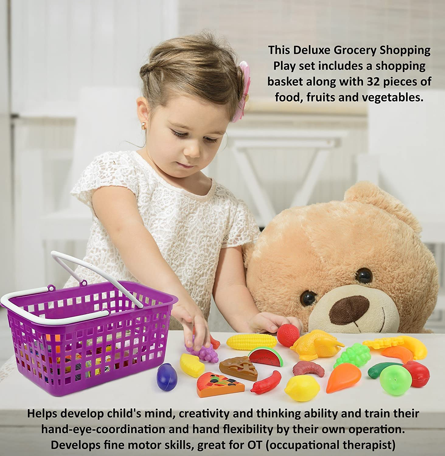 A basket for toys with their own hands: a master class 23
