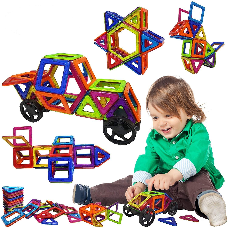 Costruzioni Magnetiche Bambini