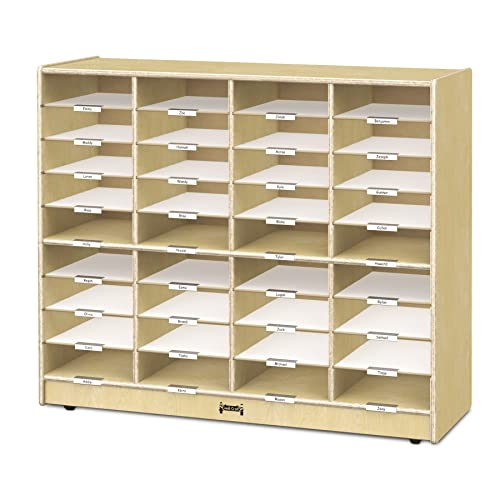 Jonti-Craft 4141JC Mobile Mailbox Organizer