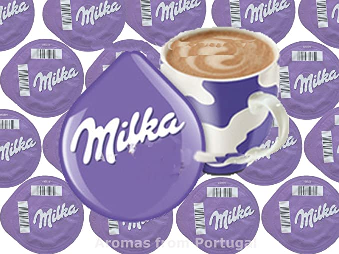 Tassimo Milka Hot Chocolate 25 T Disc 25 Drinks Sold Loose
